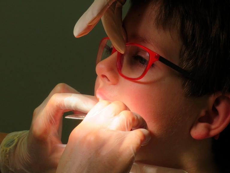dentista a partir de los 6 años
